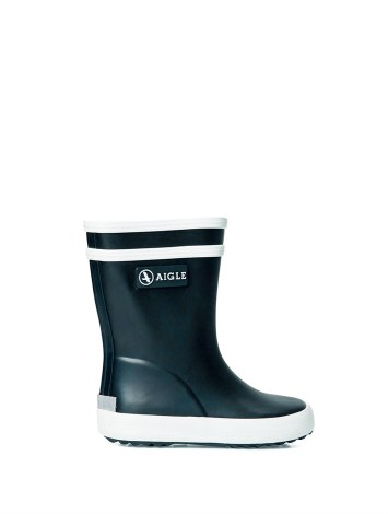 Aigle Baby Flac Toddler Wellies Navy 19
