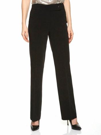Gardeur Fran Travel Trousers 10 Black