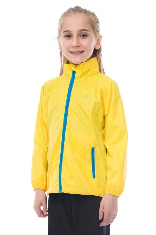 Mac in a Sac Origins Kids Jacket 2-4 years Yellow