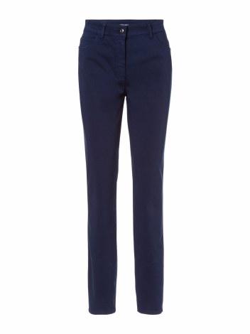 Olsen Mona Slim Superstretch Jeans 16 Navy