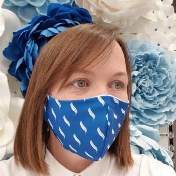 Fishers Fabric Mask
