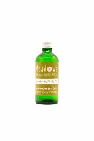 Meadows Nourishing Body Oil