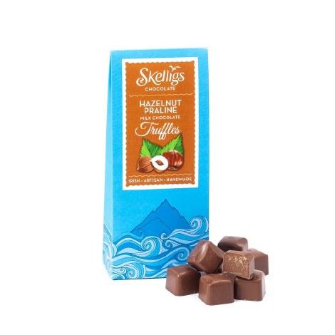 Skelligs Hazelnut Praline Chocolate Truffles