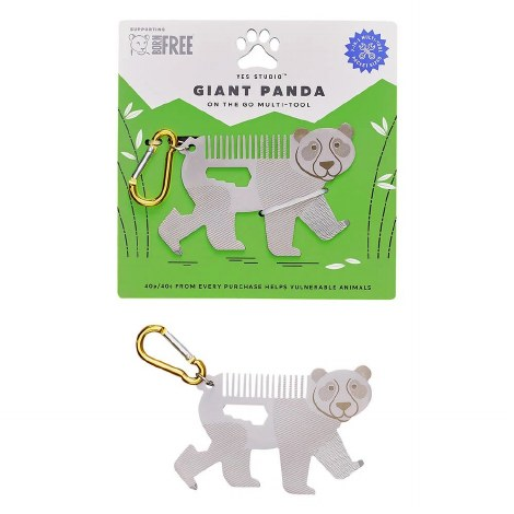 Yes Studio for Born Free -  Panda On The Go MultiTool