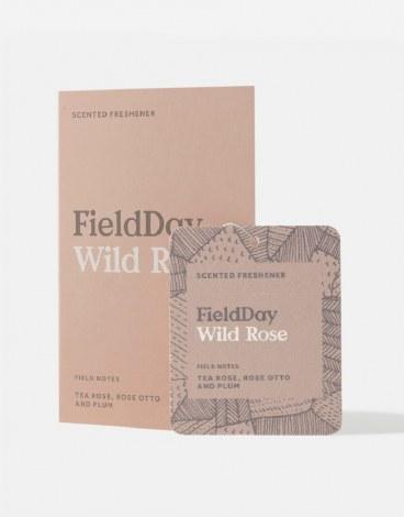 Field Day Scented Freshener - Wild Rose