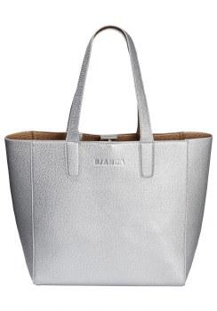 Bianca Shopper Bag Silver/Gold