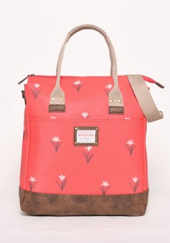 Brakeburn Tulip Shopper Red