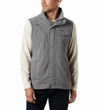 Columbia Silver Ridge II Vest XXL City Grey