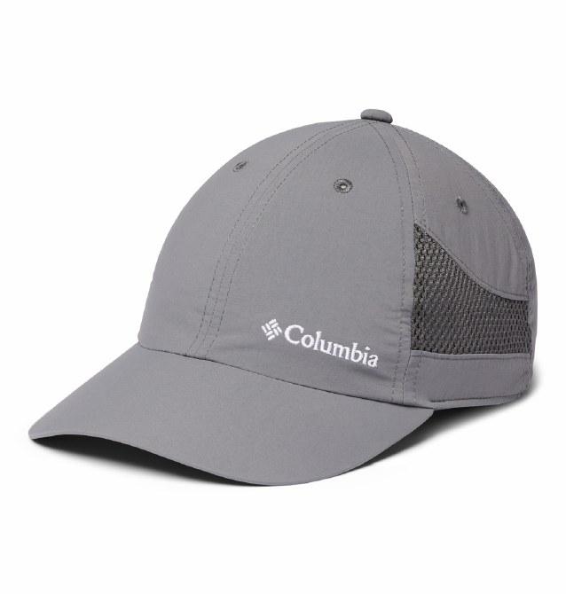 Columbia Tech Shade Hat  City Grey
