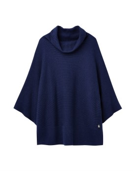 Joules Vanna Wide Knit 8 Blue