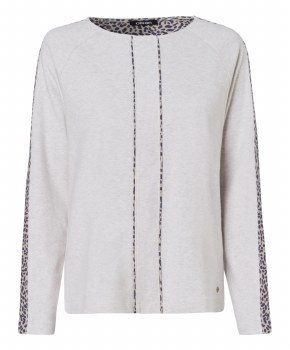 OLsen Sweatshirt 10 Light Ivory