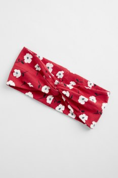 SEasalt Flower Harvest Headband Mallow