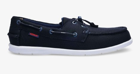 Sebago Naples Tech Shoes 9  Navy