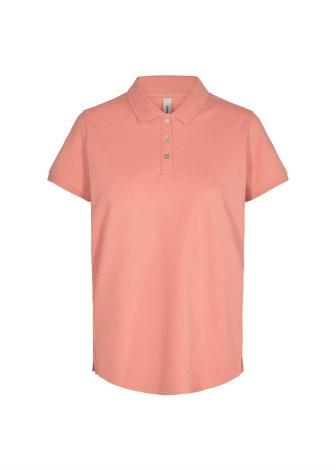 Soya Concept Polo Shirt L Peach