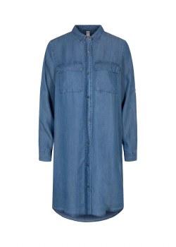 Soya Concept Denim Shirt Dress L
