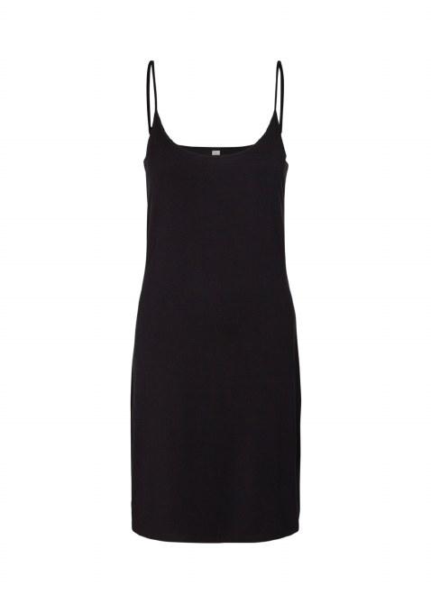Soya Concept Slip Vest S Black