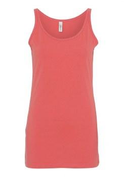 Soya Concept Basic Vest S Pink