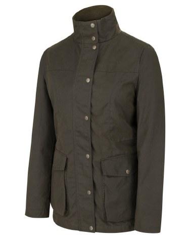 Hoggs Caledonia Ladies Wax Jacket XL