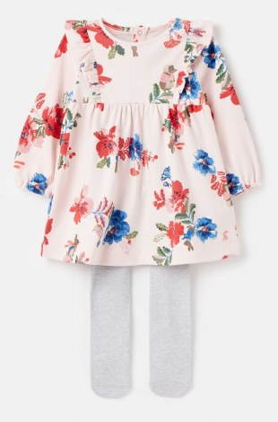Joules Harleigh Dress Set 9-12 months