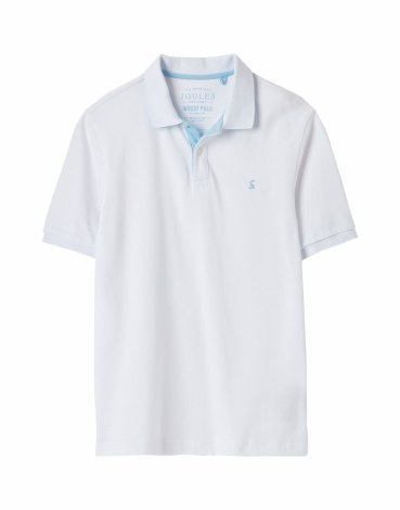 Joules Woody Classic Polo L White