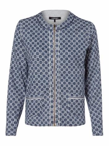 Olsen Print Zip Jacket