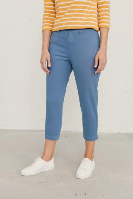 Seasalt Albert Quay Crop Trousers