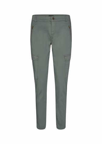 Soya Concept Cargo Trousers 12 Green