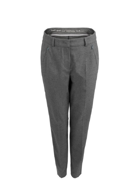 Bianca Wool Trousers