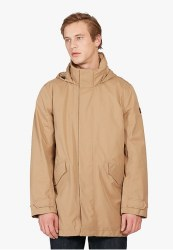 Aigle Brumous Gore Tex Coat M Pebble