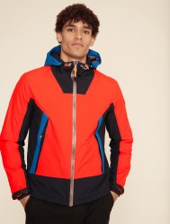 Aigle Alosi Waterproof Jacket M Poppy Red