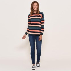 Brakeburn Stripe Sweater 12 Multi