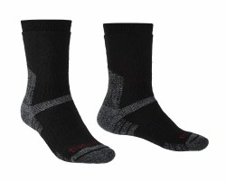 Bridgedale Explorer Heavyweight Merino Socks M Black