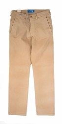 Fishers Chino Trousers 32R Caramel