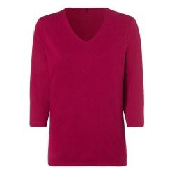 Olsen Cotton V Top 18 Barolo Red