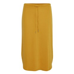 Part Two Merle Light Jeresy Skirt XL Yellow