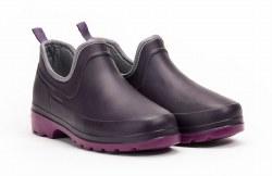 Aigle Taden Plus Gardening Shoe 4 Aubergine