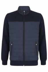 Benetti Floyd Sweatshirt Jacket 3XL Navy