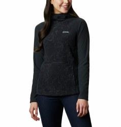 Columbia Ali Peak Hooded Fleece S Black