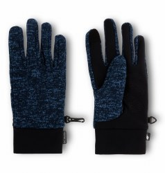 Columbia Birch Woods Gloves M Navy