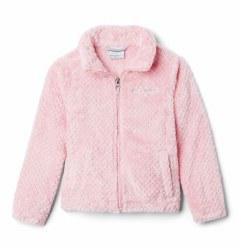 Columbia Fire Side Sherpa Fleece XXS Pink Orchid