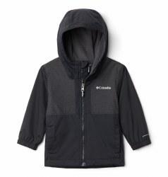Columbia Rainy Trails Coat XS Black