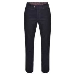Magee Dungloe Needle Cords 42R Navy