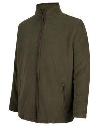 Hoggs Woodhall Fleece Jacket M Green
