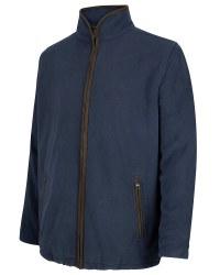 Hoggs Woodhall Fleece Jacket M Navy