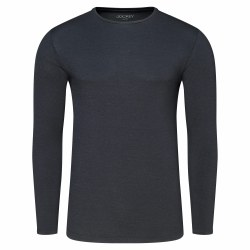 Jockey Merino Top S Black