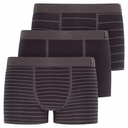 Jockey Trunks Active Cotton M Black