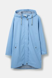 Lighthouse Bowline Long Jacket 8 Blue