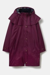 Lighthouse Outrider Raincoat 8 Plum