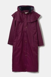 Lighthouse Outback Raincoat 18 Plum