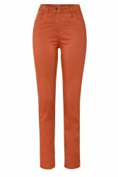 My Best Friend Pima Cotton Jeans 12 Rust 19